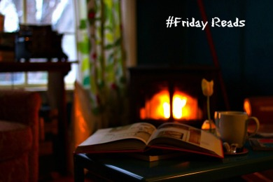 #Friday Reads Blog Image