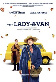 Lady in the Van Poster
