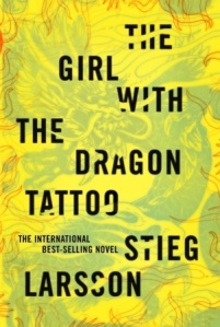 The Girl with the dragon tatoo